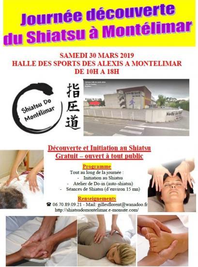 Plaquette journee du shiatsu samedi 30 mars 2019